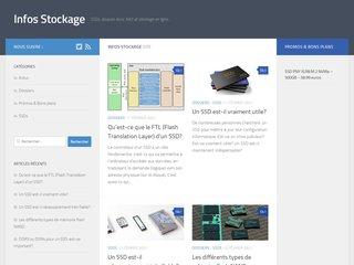 Infos stockage : toute l'actu SSD, Nas, USB 3.0... en temps réel