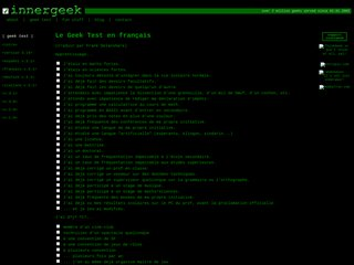 Inner Geek Version Française