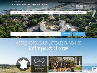 Détails : Hôtel en Vendée réservation