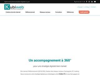 Kubiweb Création Internet Référencement