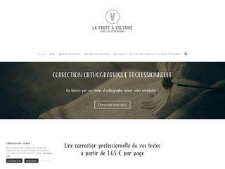 screenshot http://www.lafauteavoltaire.fr/ <title>ANNUAIRE NOOGLE.  webmaster connect</title>