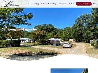 Camping Sarl La Magaudie 1 étoile à Chartrier-Ferrière