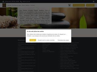 screenshot http://www.lecomptoirdubienetre.com Lecomptoirdubienetre