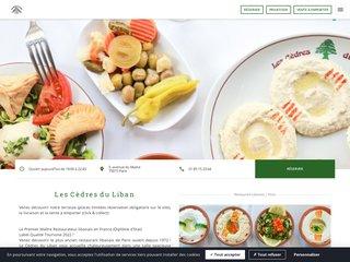 Resto libanais pour geek PARIS 15E