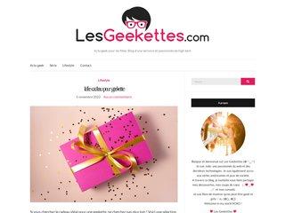 Le blog des Geekettes