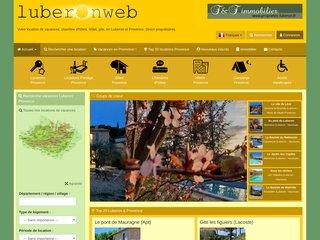 Vacances en Luberon et Provence. Direct propriétaires.