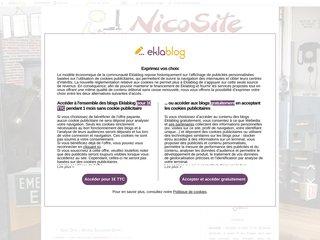 screenshot http://www.nicosite.net Nicosite