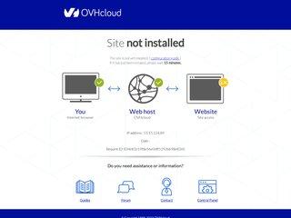 screenshot http://www.normandie-chambres.fr Normandie chambres d'hôtes alencon