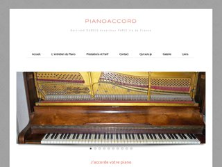 screenshot http://www.pianoaccord.fr/ <title>ANNUAIRE NOOGLE.  webmaster connect</title>