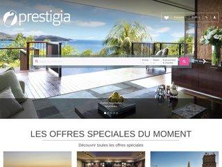 Détails : Riad Marrakech : Prestigia.com
