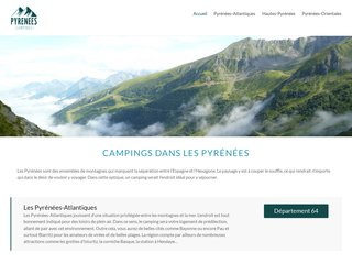 Camping Domaines Residentiel De La Mare Aux Fees 3 étoiles à Roquefeuil