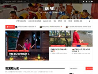 screenshot http://www.rasayana.fr