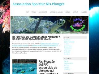 screenshot http://www.ris-plongee.com As ris-plongee