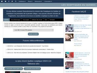 Les sceptiques du Québec