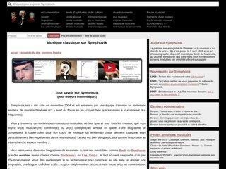 Musique ClassiqueMiniature par Apercite.fr