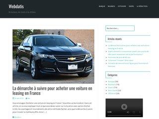 Webdatis