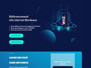 screenshot http://www.wiiz.fr Wiiz.fr - votre spécialiste nintendo