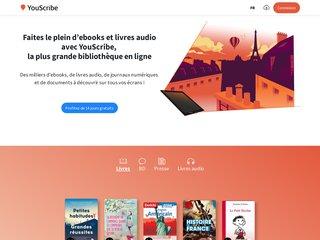 YouScribe.com : découvrir lalittérature