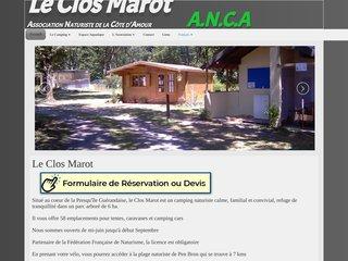 Camping Naturiste Le Clos Marot 1 étoile à Piriac-Sur-Mer