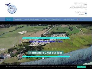 Camping Les Mouettes 2 étoiles à Criel-Sur-Mer