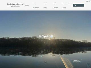 Camping  Ile Du Roi 2 étoiles à Triel-Sur-Seine