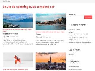 Camping Le Méditerranée 2 étoiles à Hyères