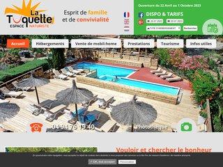 Camping Naturiste La Tuquette 2 étoiles à Fayence