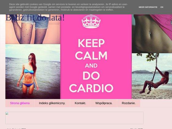Blog o zdrowszej mnie