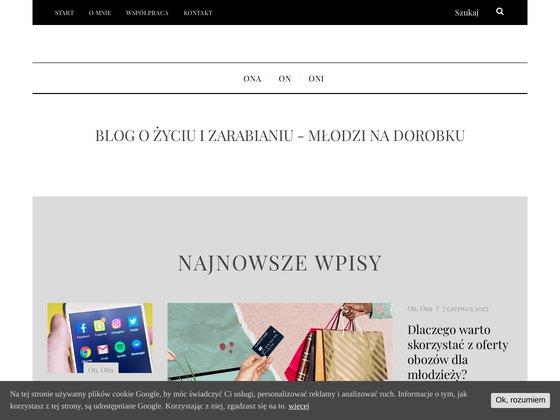 Młodzi na Dorobku - wrocławski blog lifestylowy