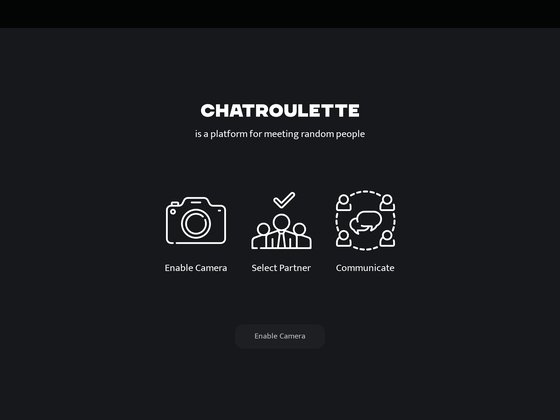 ChatRoulette Arabe
