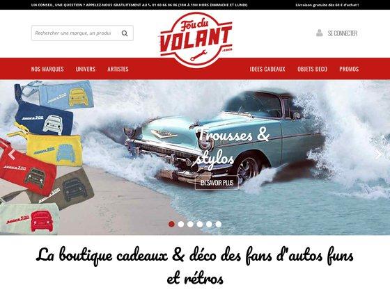 Fou Du Volant
