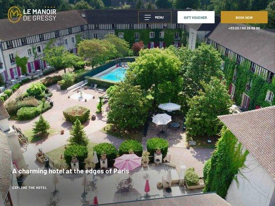 Hôtel 4 étoiles en Seine-et-Marne