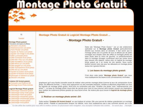 Montage photo gratuit