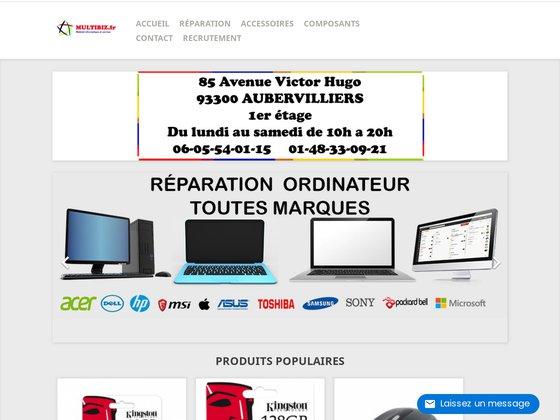 MULTIBIZ.fr - SERVICES INFORMATIQUES