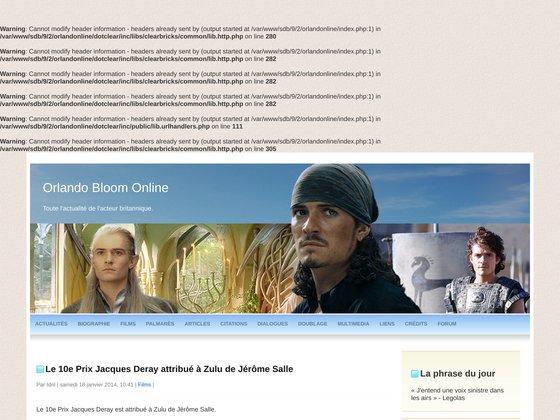 Orlando Online France