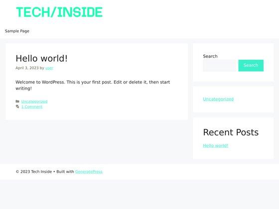 Techinside.fr