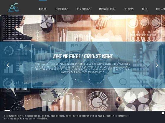 Abime Concept-Création de sites web à grenoble