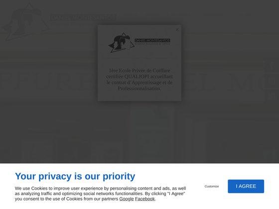 Ecole de Coiffure Paris Academie Montesantos