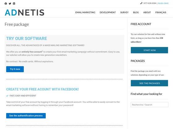 ADNETIS : Marketing Internet