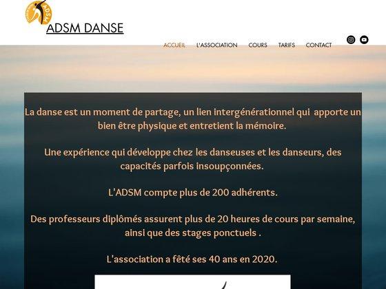 Association de danse sportive de Montmorency