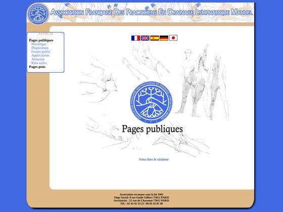 Association Française des Praticiens en Drainage Lymphatique