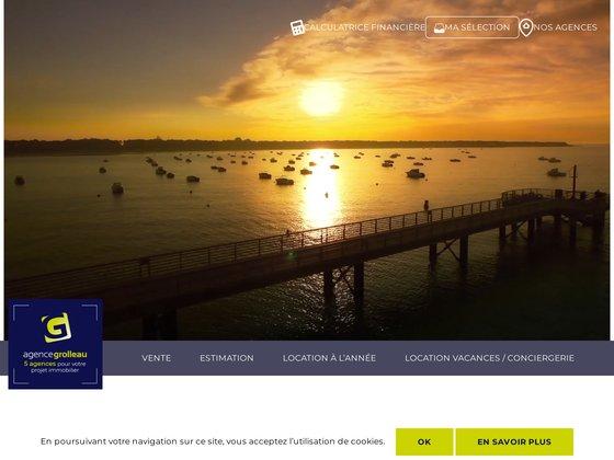 Agence immobilière La Tranche sur mer en Vendée