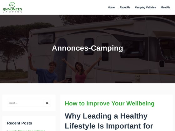 Annonces camping