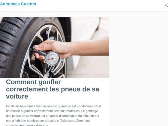 Motos customs d'occasion : annonces motos d'occasion customs et cruise