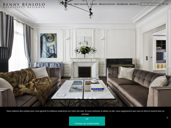 Le spécialiste en architecte d'intérieur à Paris