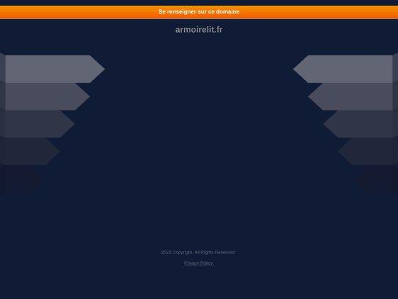 Armoire lit.fr