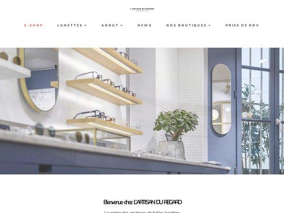 Artisan du Regard - Magasin Optique Paris