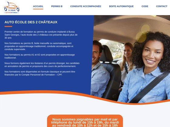 Auto Ecole Bussy Saint Georges