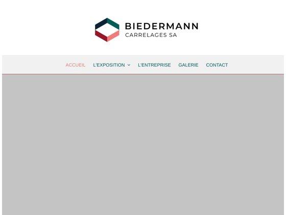 Biedermann Carrelages SA (Porrentruy, Suisse)