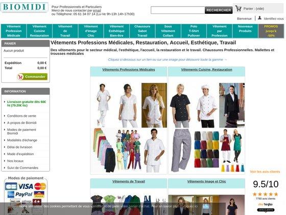 blouse médicale, tunique, veste, vêtement blanc médecin, blo